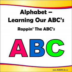 Learning Our ABC's