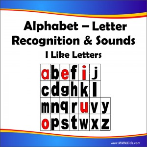 Letter Recognition & Sounds