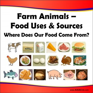 Food Uses & Sources