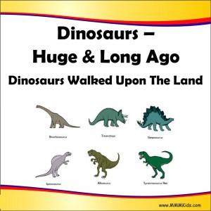 Huge & Long Ago
