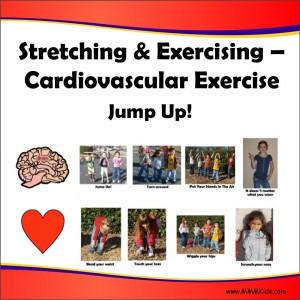 Cardiovascular Exercise -- Jump Up!