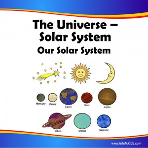 The Universe - Solar System -- Our Solar System