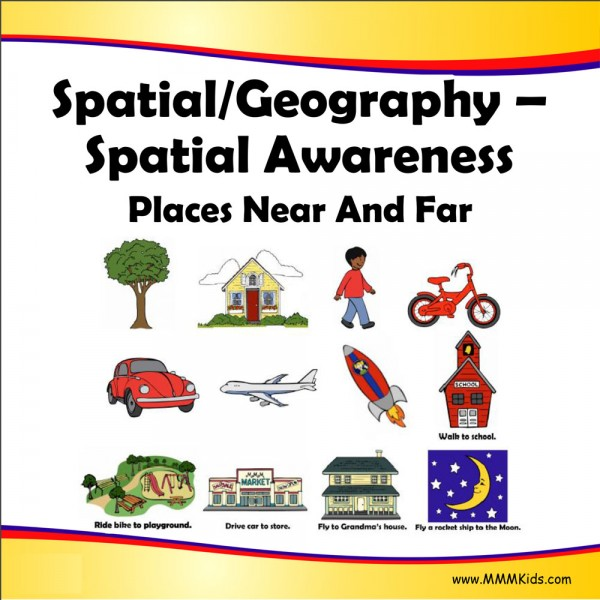 Spatial Awareness -- Places Near And Far