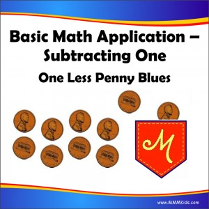 Subtracting One -- One Less Penny Blues